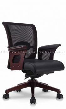 Presidential low back mesh chair AIM6602-CV