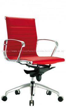 Presidential Low back chair AIM8700-LEO