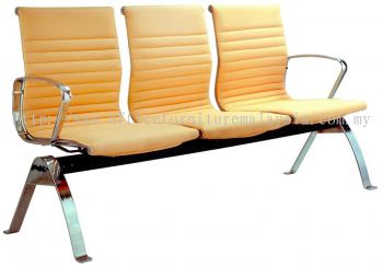 3 seater link chair AIM8400-3S LEO