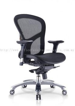 Presidential medium back mesh chair AIM9MB-Q