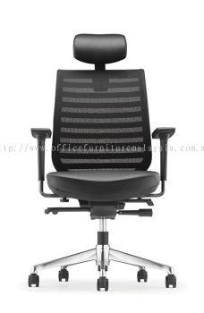 Presidential Highback Netting chair AIM8211L-AHB
