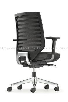 Presidential Mediumback Netting chair AIM 8212L-AHB