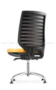 Presidential Visitor Netting chair with stud AIM8214N-90C