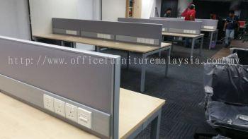 Workstation and wiring done at Petaling Jaya 2