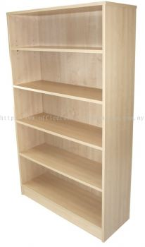 High openshelf 5 tiers cabinet (Full Maple)