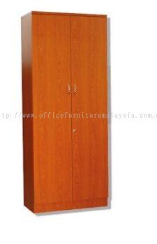 High Swing Door Cabinet (Full Cherry)