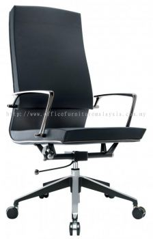 Presidential high back chair AIM8811-COLONNI