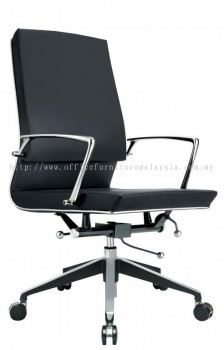 Presidential medium back chair AIM8822-COLONNI