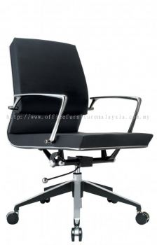 Presidential low back chair AIM8833-COLONNI