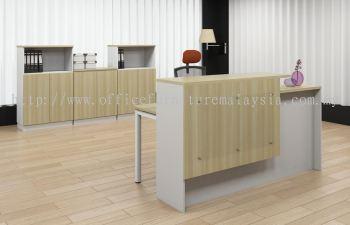 Reception counter AIM1800RSL