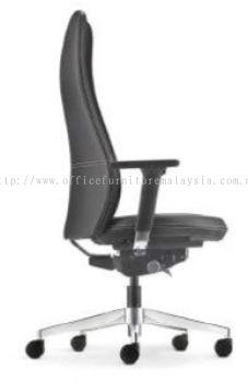 Presidential high back chair AIM6410LD98(side view)