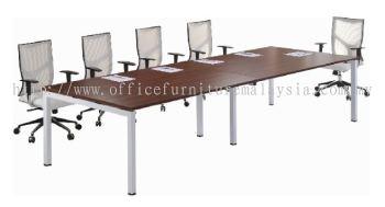 Modern Meeting table with U metal leg