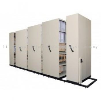 HAND PUSH MOBILE COMPACTOR (8 Bay)