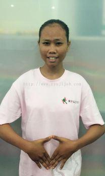 Siti Nikmatul (22 years old)