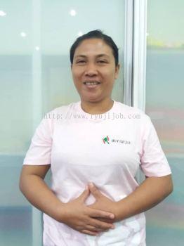 Nanik Murdiyanti (34 yrs old)