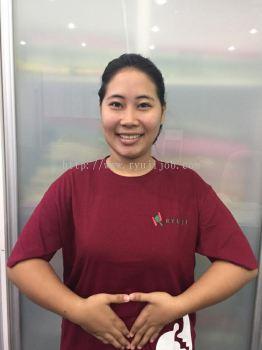 Siti Adea Lestari (22yrs old)