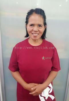 Siti Fatimah (45yrs old)