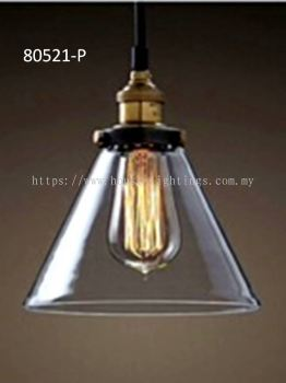Pendant Light (H80521-P)