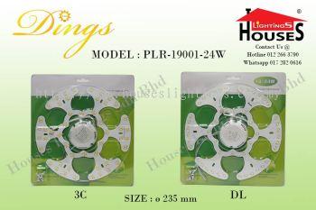 19001-24W DL 3C LED PANEL