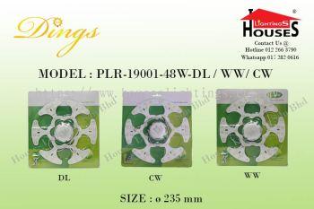 19001-48W DL CW WW LED PANEL
