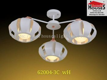CEILING 62004-3 WH