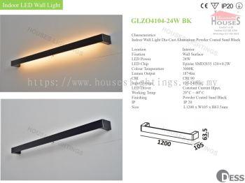 GLZO4104-24W BK IP20