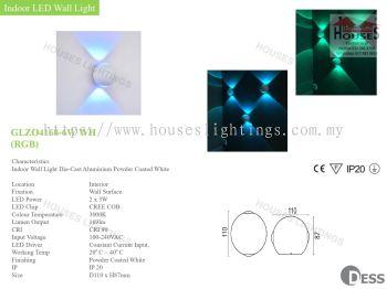GLZO4168-6W WH (RGB) IP20