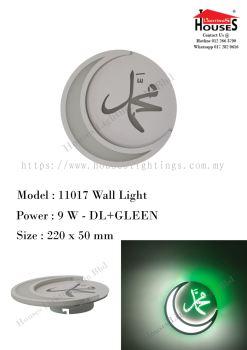 WALL 11017
