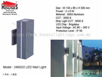 WALL 24002-2 LED