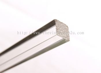 ACRYLIC SQUARE ROD - 5.0MM