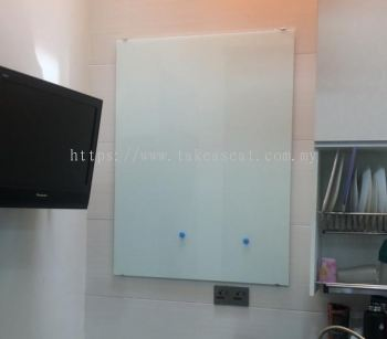 Glass Writing Magnetic Surface