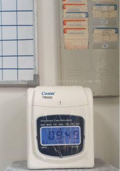 Digital Time Recorder 7800D