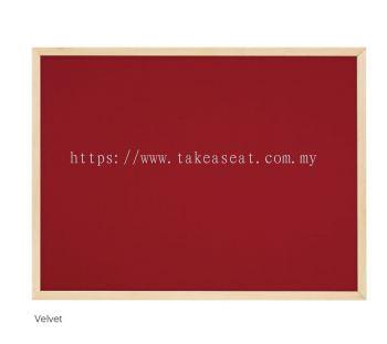 Notice Board Wooden