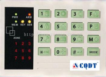 CQDT 9-Zone Tone Alarm