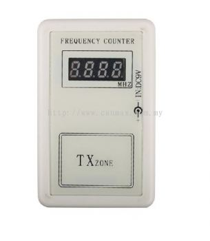 Frequency Counter for Remote Control ң��Ƶ�ʲ�����
