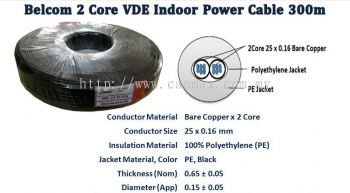 Belcom VDE Indoor Cable 300m