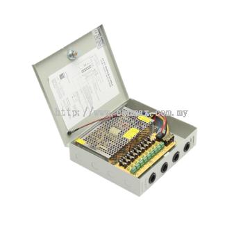12V 10A 9Channel Metal Box Power Supply
