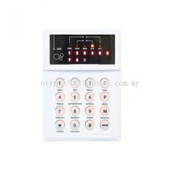 Bluguard 9-Zone Tone / Voice Alarm