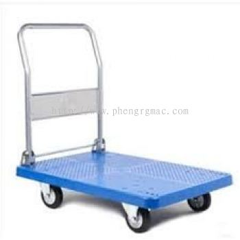 Heavy duty PVC Platform Trolley