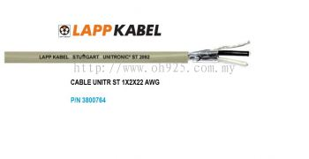 LAPP Kabel_1pr 22AWG cable