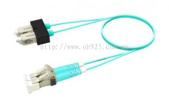 Commscope LC to SC Patch Cord OM4