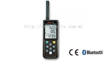 CENTER 522 WIRELESS DATALOGGER HYGRO THERMOMETER (K/J/E/T/N/R/S Type, Bluetooth)
