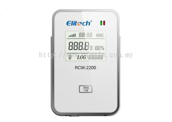 ELITECH RCW-2200 TEMPERATURE AND HUMIDITY DATA LOGGER (LoRa)