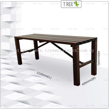 3V BENNO Bench Chair (Copper)