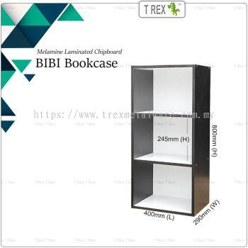T Rex BIBI Bookcase / Book Shelf / Storage Shelf / Storage Rack / Rak Buku / Almari Buku
