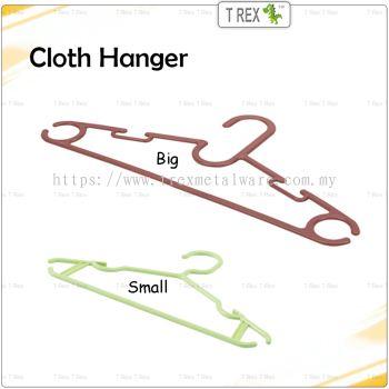 Felton Plastic Clothes Hanger