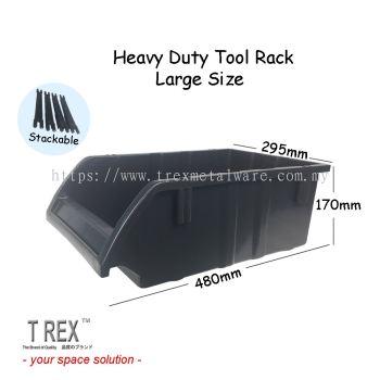 Felton Large Stackable Heavy Duty Tool Rack