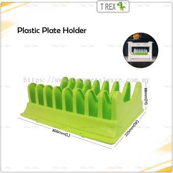 T Rex Plastic Plate Holder