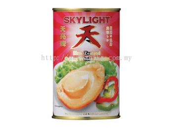 Skylight Abalone