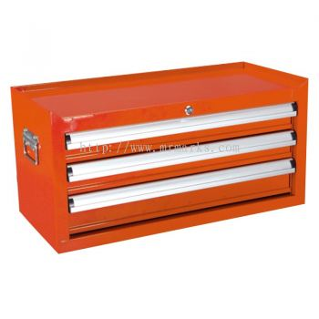 MK-EQP-0312 3-DRAWER PORTABLE TOOL CHEST SMOOTH ACTION SLIDES